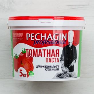 """Томатная паста """"Печагин"""" 5л"""