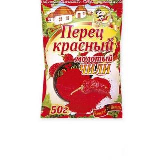 """Перец красный чили """"Перцов"""" 50гр"""