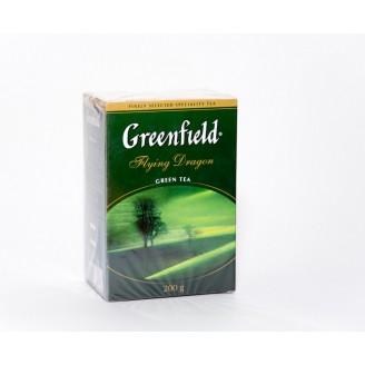 """Чай """"Greenfield"""" Flying Dragon зеленый 200гр"""