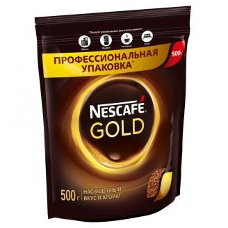 """Кофе """"Nescafe"""" GOLD 500гр"""