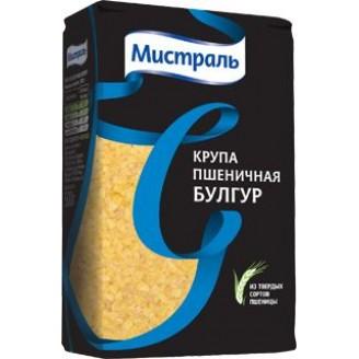 """Крупа пшеничная Булгур """"Мистраль"""" 500гр"""