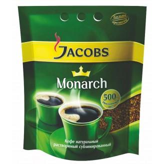 "Кофе ""Jacobs"" Монарх 500гр"