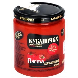 """Томатная паста """"Кубаночка"""" 500гр"""