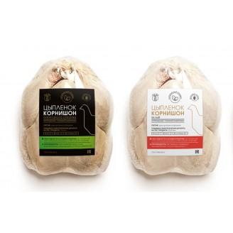 Цыпленок-корнишон замороженный 375гр